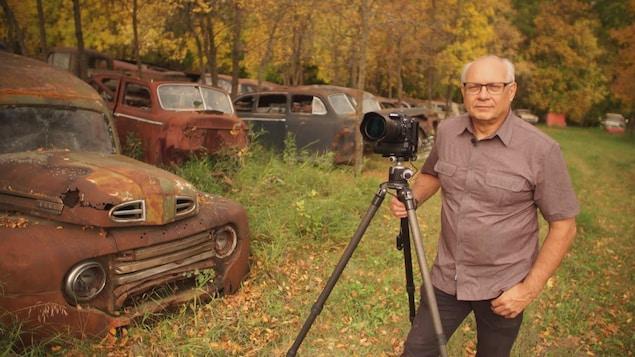 Mke Grandmaison, photographe