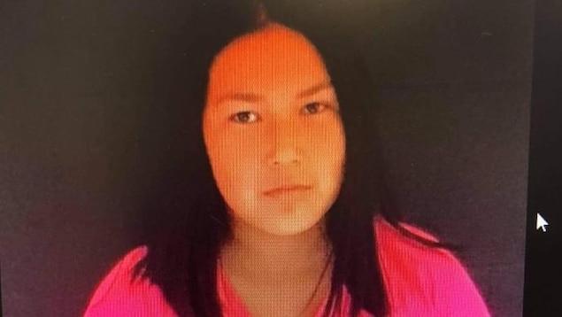 La photo une jeune fille de 11 ans portée disparue.