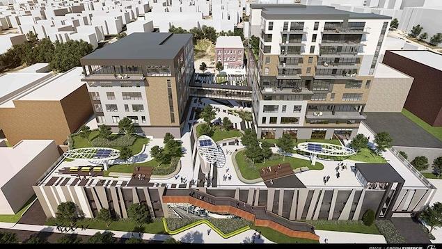 Le projet Espace Centro