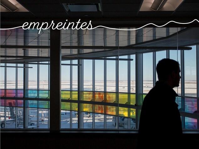 L'aéroport de Saskatoon, symbole d'une communaité francophone déterminée