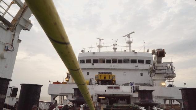 Les câbles sous-marins à fibres optiques qui rendent possibles nos télécommunications mondiales
