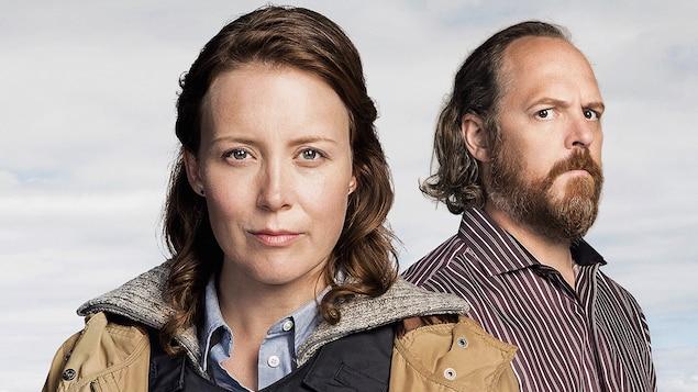 Isabelle Blais et Fabien Cloutier