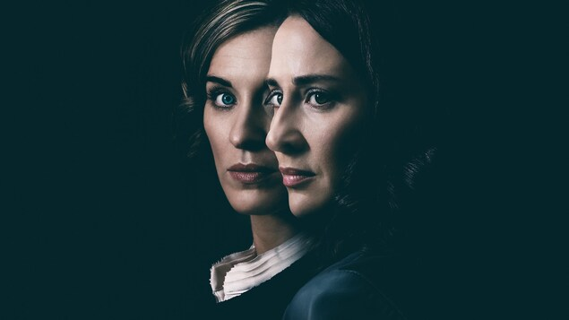 Les actrices Morven Christie et Vicky McClure.