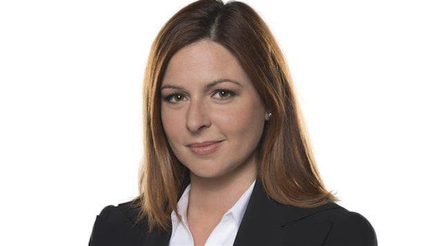 Marie-Maude Denis.