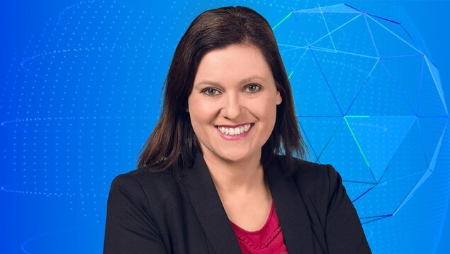 Marjolaine Perron  telejournal Saskatchewan