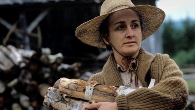 Rose-Anna St-Cyr dans « Le temps d'une paix »