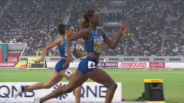 Aux olympiques, une fraction de seconde fait souvent toute la différence entre une bonne course et un nouveau record du monde.