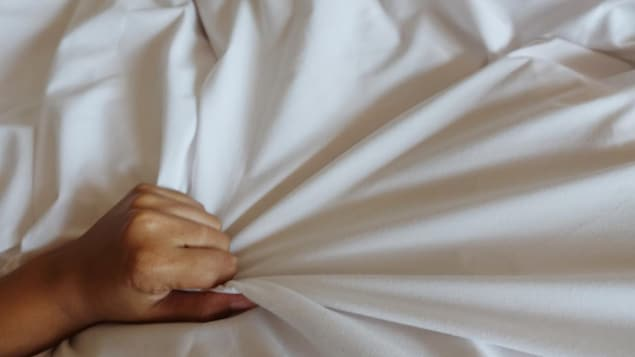 On suppose que la femme a un orgasme