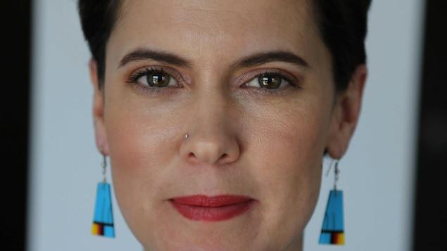 La cinéaste et scénariste Sonia Bonspille Boileau.