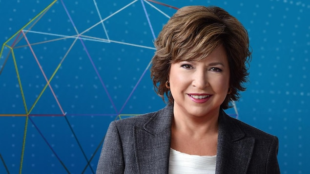Le Téléjournal avec Céline Galipeau