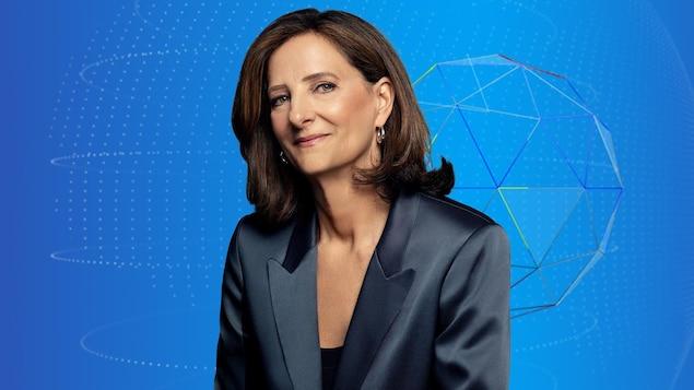 Le Téléjournal midi avec Geneviève Asselin