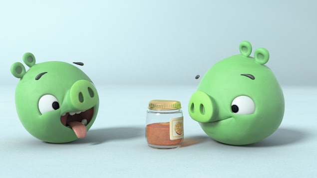 Horaire t l ici radio - Cochon angry bird ...