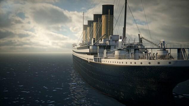 Le Titanic.