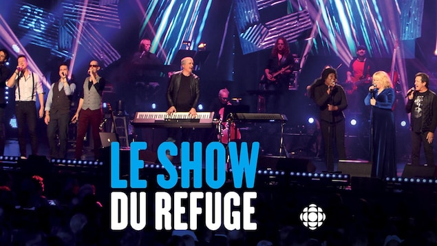 Le show du Refuge.