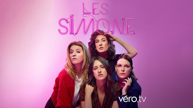 Les Simone saison 3.