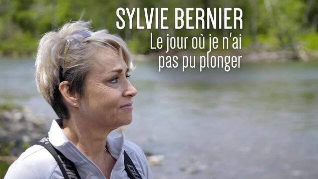 Sylvie Bernier : le jour où je n'ai pas pu plonger