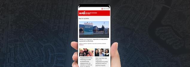 RCI Newsletter sa Tagalog