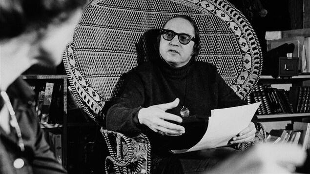 Placide Gaboury en 1974