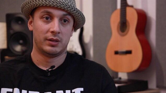 Samian, premier rappeur à s'exprimer en français et en algonquin (Bureau édito)