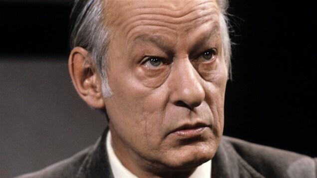 René Lévesque, le 17 octobre 1979