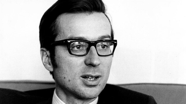 Robert Bourassa en 1970