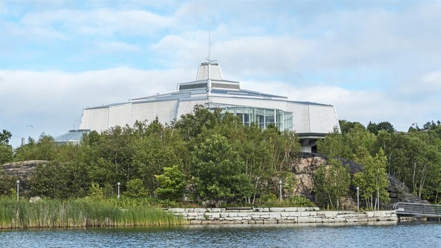Le centre Science Nord de Sudbury
