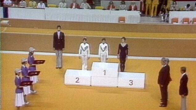 Les Jeux olympiques de Montréal en 1976