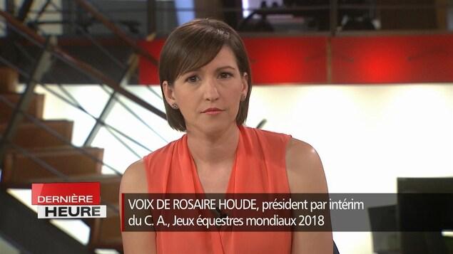 Voix de Rosaire Houde