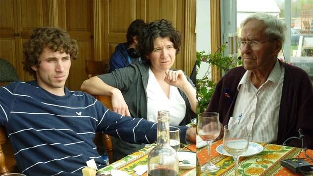 La famille Montcalm