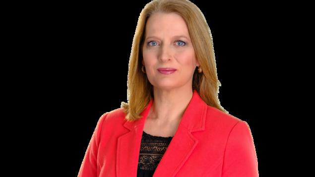 Brigitte Bureau, journaliste d'enquête à Ottawa