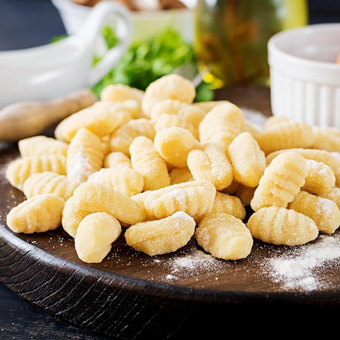 Gnocchi di patate - Recettes - Mordu