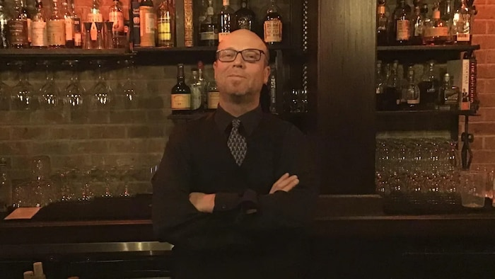 Blaine Armstrong, owner of the Calgary speakeasy Betty Lou's Library, is looking to add six staff to his 10-person team as he prepares for Alberta to lift its restrictions.