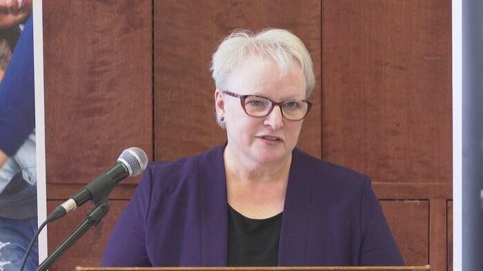 Dorothy Shepherd le 5 mars 2020.