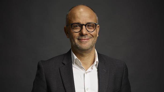 Portrait de Kamel Béji.