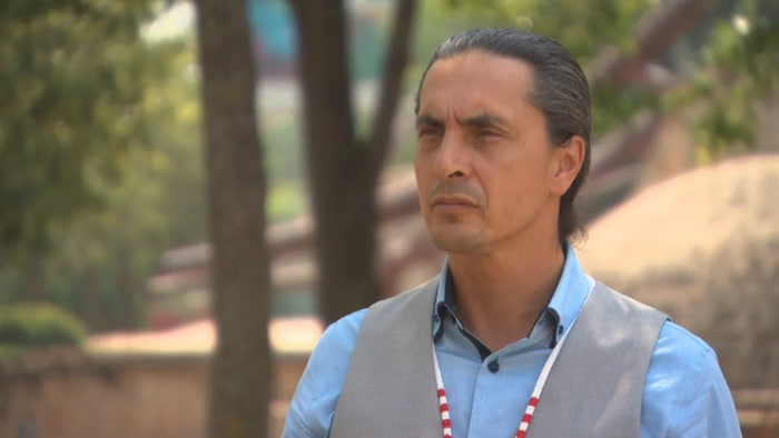 Assembly of Manitoba Chiefs Grand Chief Arlen Dumas said Thursday's comments from the new minister are alarming.