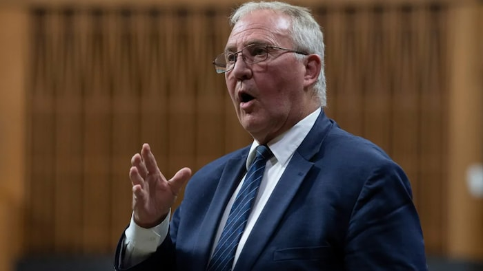 """Public Safety and Emergency Preparedness Minister Bill Blair says a """"further easing of restrictions"""" will have to wait until Canada hits its vaccination benchmark."""