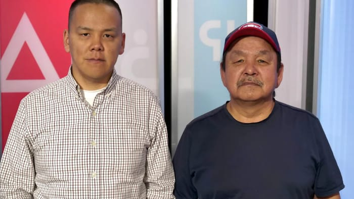 Jordan Konek and Kowisa Arlooktoo will be co-hosting the opening ceremony in Inuktitut.