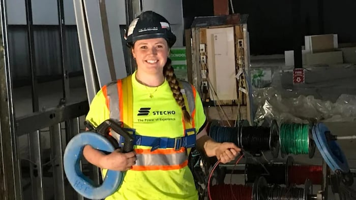 Electricians and electrical apprentices must be registered with the Ontario College of Trades to carry out work in the province