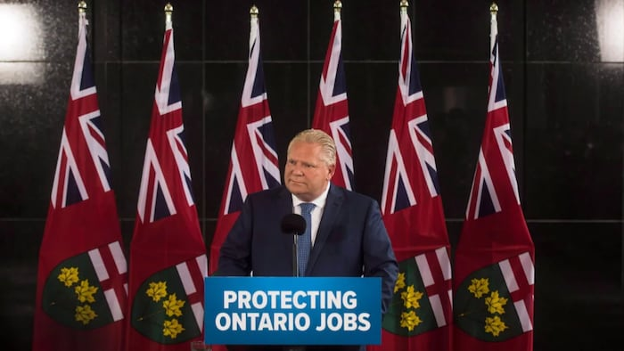 Before he became premier of Ontario, Doug Ford campaigned on a promise to abolish the College of Trades, the body that regulates skilled trades in the province.