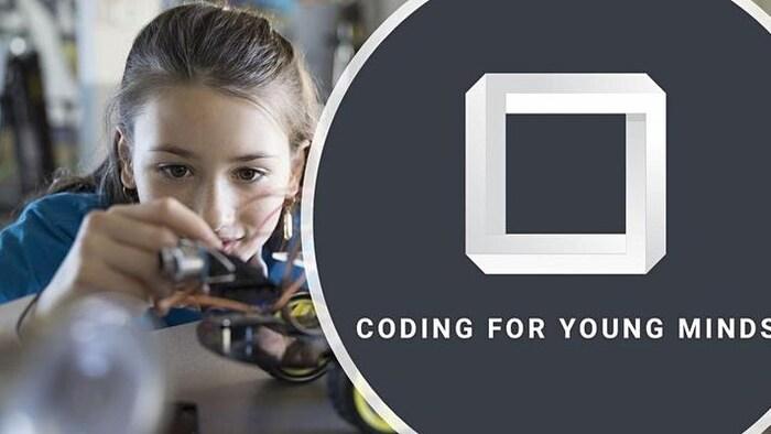 No todos los padres pueden permitirse cursos de codificación, por eso Coding for Young Minds ofrece cursos gratuitos.