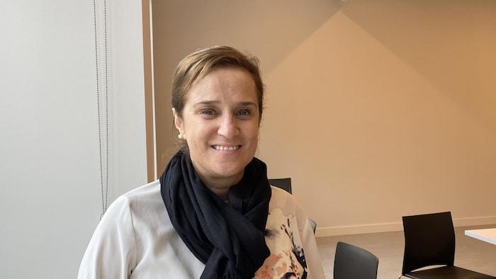 Angela Sierra, qui est également directrice de la Maison des Amériques et vice-présidente du Conseil interculturel de Montréal, croit que la nomination de Rafael Payare comme directeur musical de l'OSM permet de voir sous un nouveau jour les réalisations des artistes de la diversité.