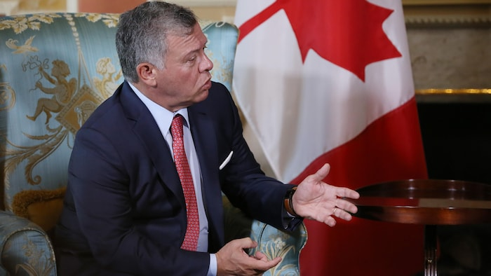 Jordan's King Abdullah II is connected with several offshore companies registered in tax havens, including the British Virgin Islands.