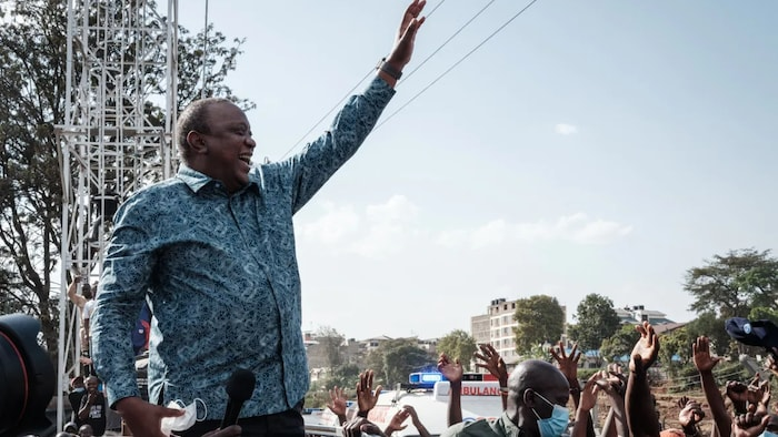 Kenyan President Uhuru Kenyatta told an interviewer in 2018 that 'every public servant's assets must be declared publicly.' He himself, however, seems to have been an exception.