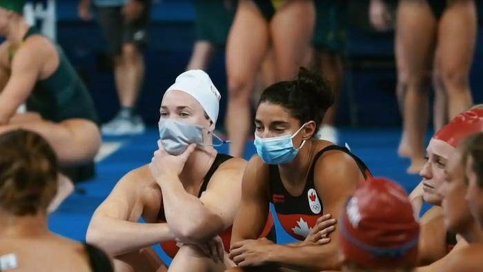 加拿大女排渴望在 2020 年东京奥运会上登上领奖台。
