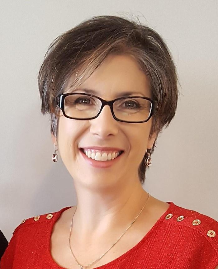 Portrait of Liz Horvath.
