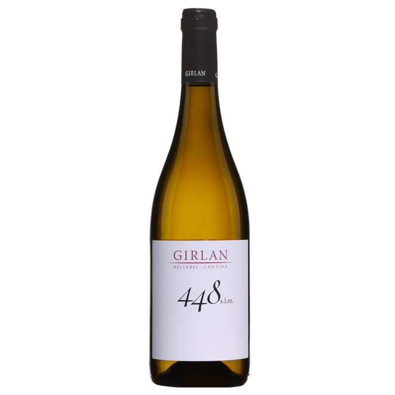 Bouteille de vin blanc Cantina Girlan 448 Alto Adige 2017, 19,95 $.