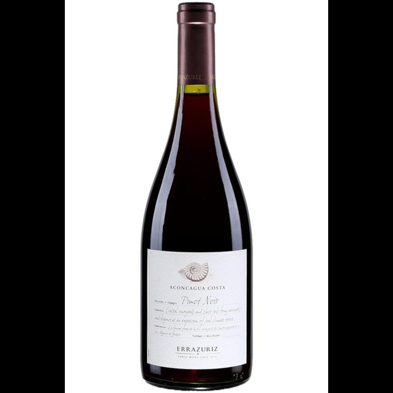 Errazuriz Aconcagua Costa Pinot Noir 2017 | Code SAQ : 12611036 | 24,95$