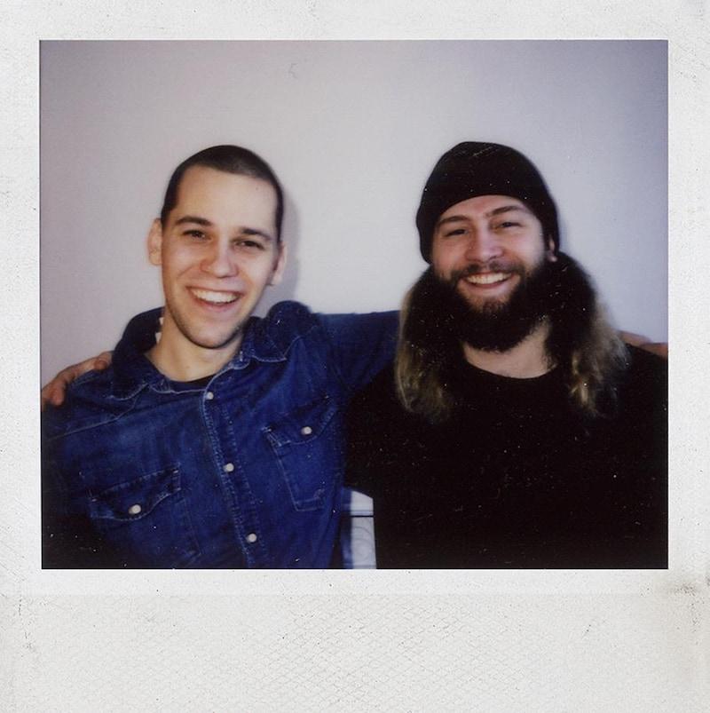 Alec Pronovost et Alex Pelletier (duo de scénaristes)