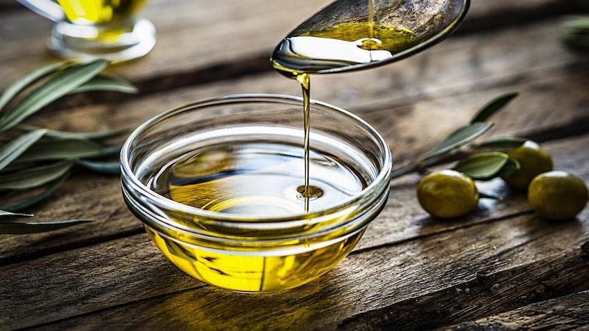 Huile olive - Ingrédients - Mordu