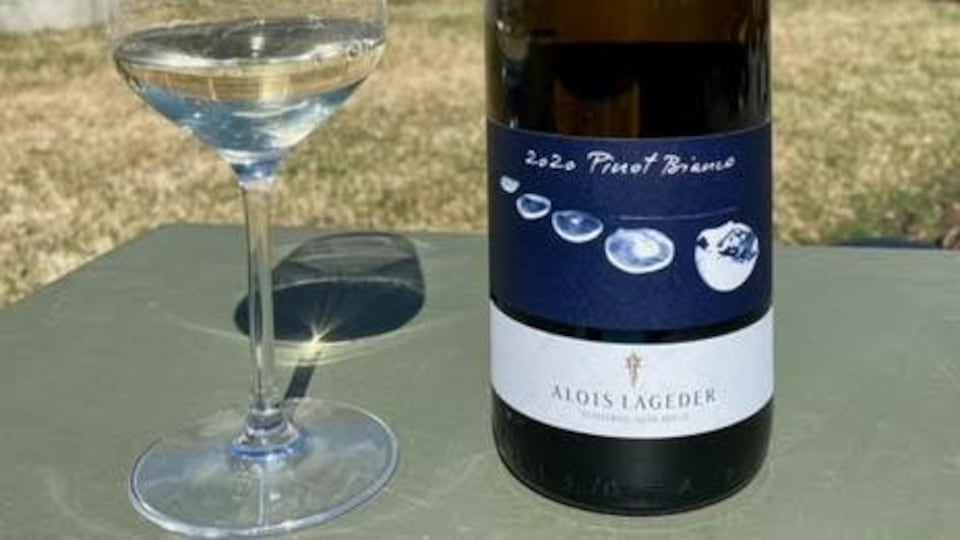 Vin : Alois Lageder, Pinot Bianco 2020